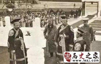 辛亥革命时,隆裕太后让溥仪主动退位而没有派兵镇压,他是关键人物!