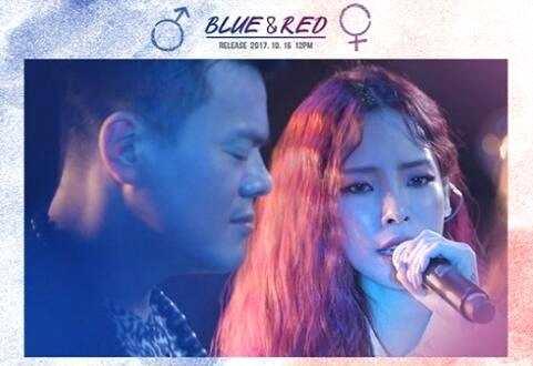 朴振荣公开表示与女歌手Heize合作抒情新曲