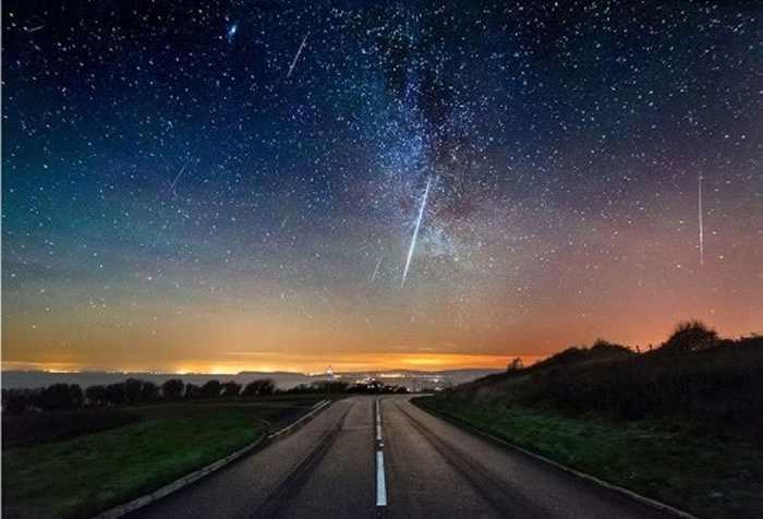 2017年12月14日双子座流星雨极大期