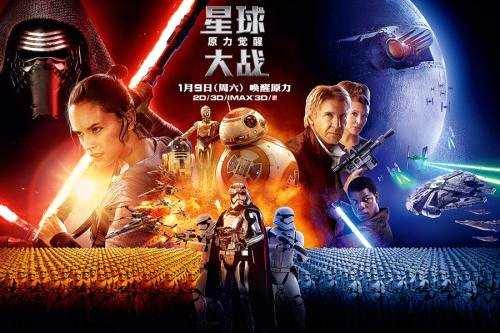 《星战8》中国遇冷:文化水土不服,观众更新换代