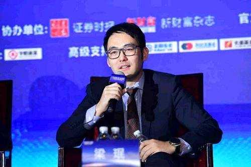 建信基金资产配置及量化投资部总经理梁珉(郑宇摄)