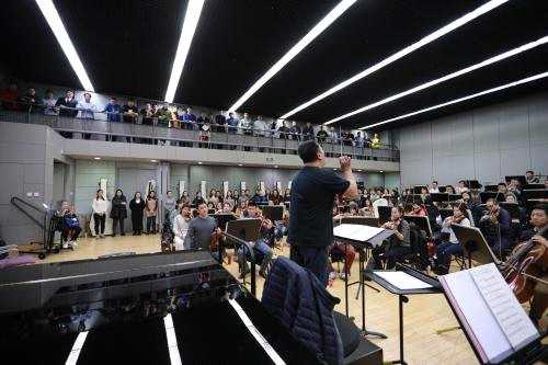 国家大剧院合唱团。主办方供图
