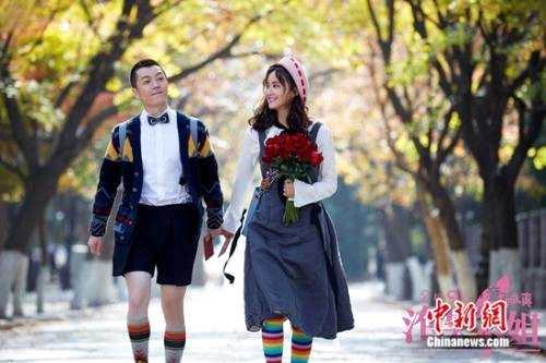 张歆艺和王栎鑫剧照