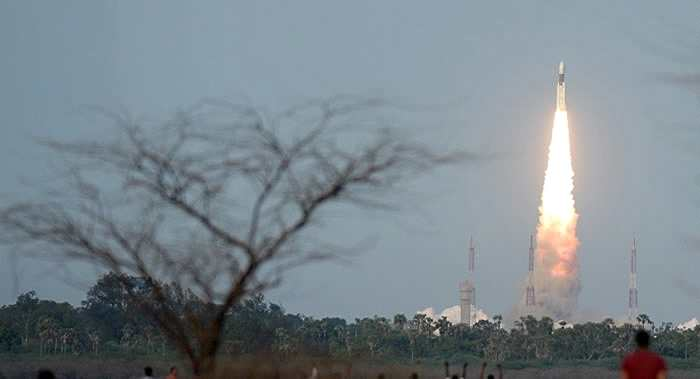 印度空间研究组织(ISRO)计划发射第二个