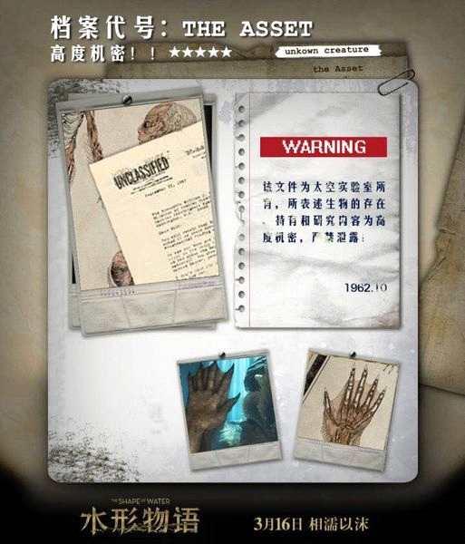 奥斯卡热门影片《水形物语》导演:鱼人其实是神