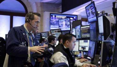 美股涨跌不一 道指下跌逾100点