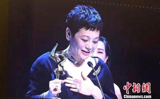 第十二届亚洲电影大奖颁奖典礼在澳门举行