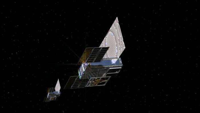火星上即将迎来两个CubeSats微型卫星