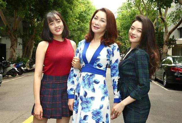 张琼姿女儿曾遭校园霸凌 曾出演《金粉世家》