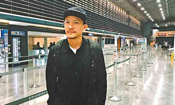 张震启程赴戛纳担任评委 为本届唯一华人评委