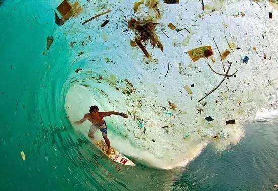 这些触目惊心的照片足以记录人类正在毁灭这个星球