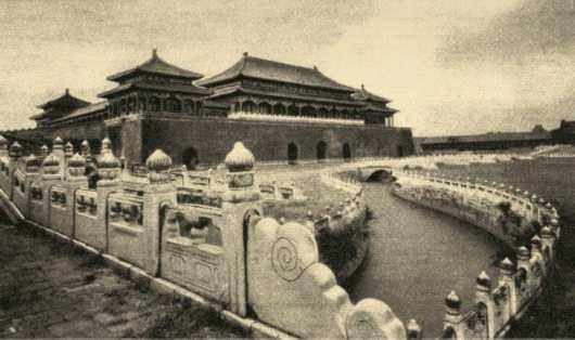 燕京胜迹:怀特兄弟镜头下1920年代的北京城