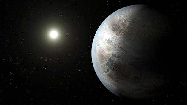 """人类需要殖民到另一个""""候补地球""""?"""