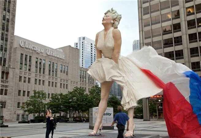 全球最耀眼的雕塑,造价不菲