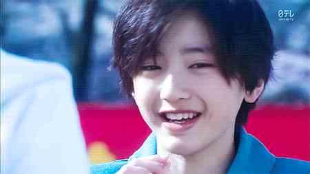 日本15岁男星长得太a动力,眉清目秀唇红齿白笑图好痛动力包炉表情图片