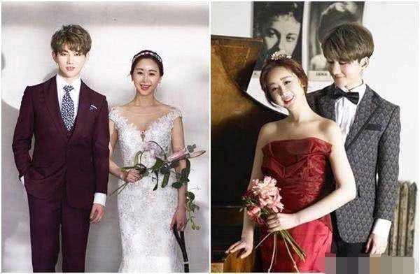 韩国42岁女星嫁小18岁中国网红,怀孕10周但听不到胎儿心跳