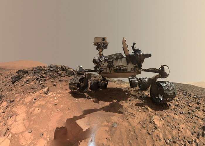 NASA在火星上发现目前最复杂的有机物 人