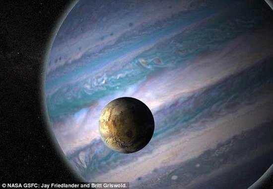 太阳系之外121颗宜居行星可能存在孕育生命的卫星?!