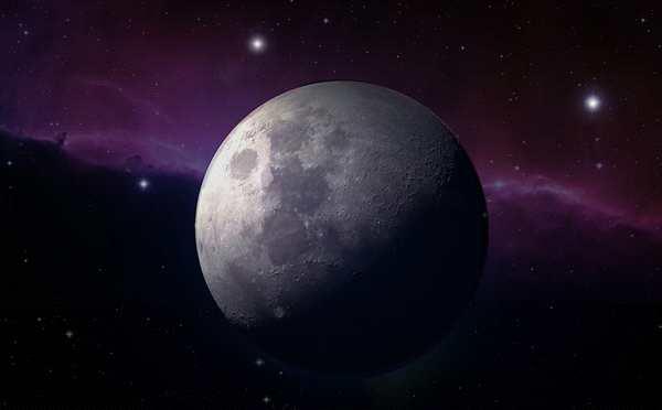 月球温度上升是美国航天员造成的?!