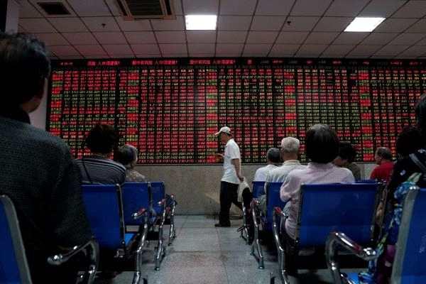 亚欧股市相继止跌反弹 外媒:中国股市提振亚洲人气