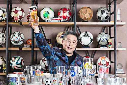 刘建宏正式入职企鹅体育 将打造体育服务平台
