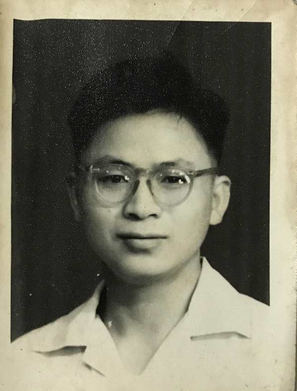 谢天佑先生逝世30周年︱孙竞昊:当往事变成记忆
