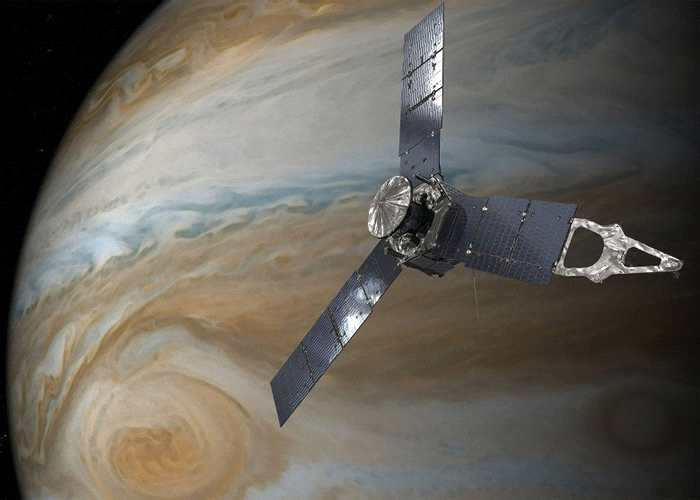 澳美科学家研究发现木星内部喷出气流形成