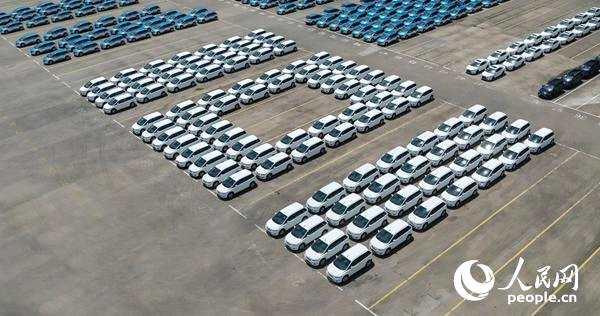 泰国最大规模电动车交付 比亚迪助力泰国能源转型