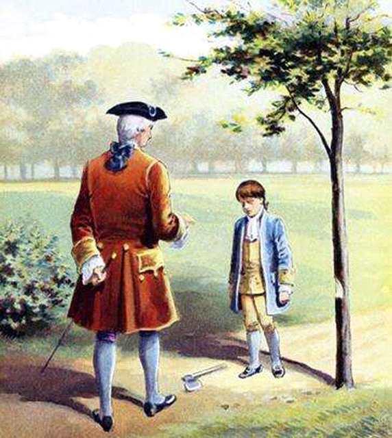 乾隆大猪蹄子竟然和华盛顿是同时代人?开什么玩笑