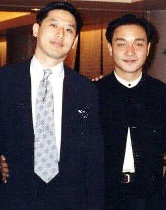 张国荣62岁冥寿,唐鹤德发旧照表达对哥哥最深的爱意