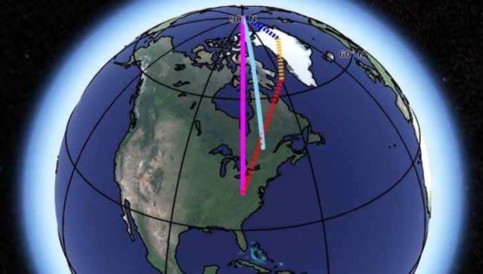《地球与行星科学通讯》:NASA地质学家新