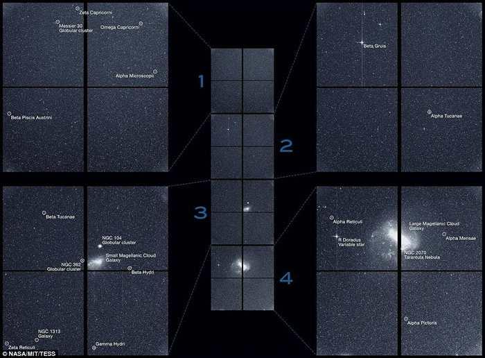 "NASA""凌日系外行星巡天卫星""(TESS)发"