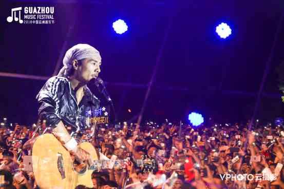 2018瓜洲音乐节圆满落幕 五万人共享狂欢
