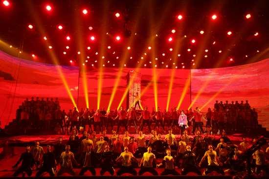 致敬中国电视剧60周年 金鹰节今晚开幕