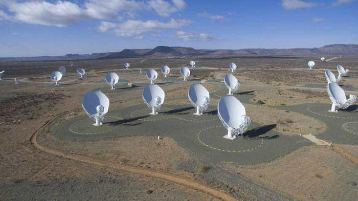 外星人可能在距地球3.3万光年的地方,人类搜索区域还不够大