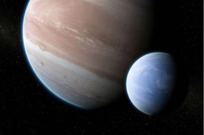 研究:天文学家为月亮的月亮命名!