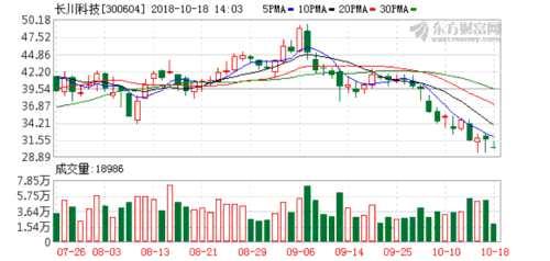 长川科技前三季度业绩预告 盈利预计增加20%–40%