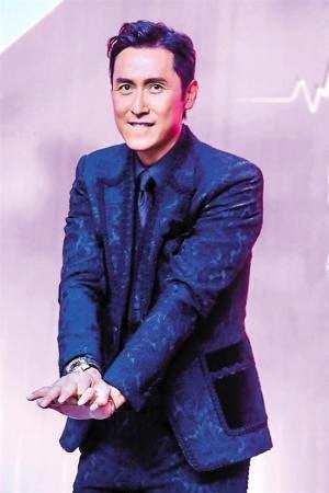 "TVB""男神""马德钟:50岁正是我最好的状态"