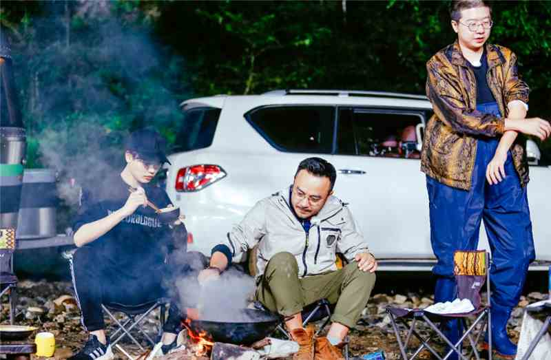 《野生厨房》总制片俞杭英:这是一档走新鲜路子的原创综艺