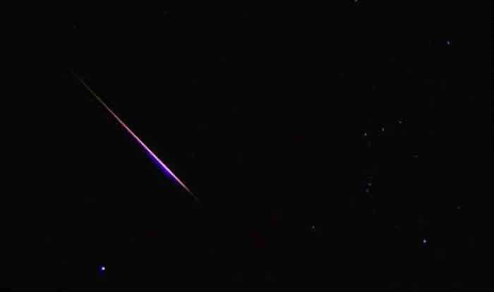 2018年11月18日狮子座流星雨极大期