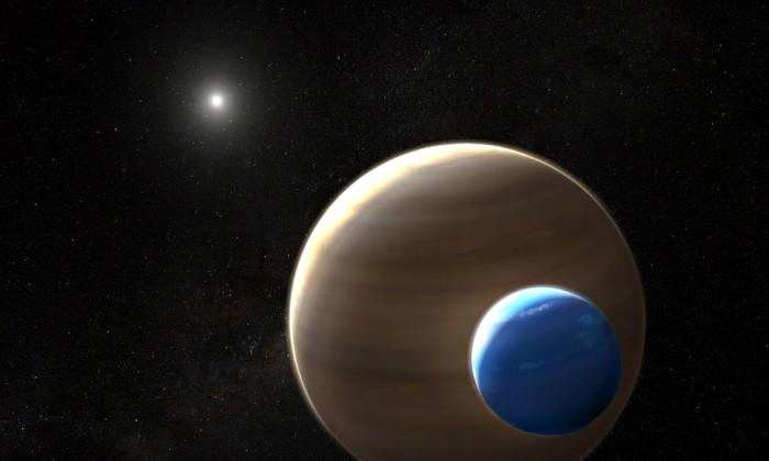 <strong>新发现!首颗围绕着太阳系外行星运转的卫星!</strong>