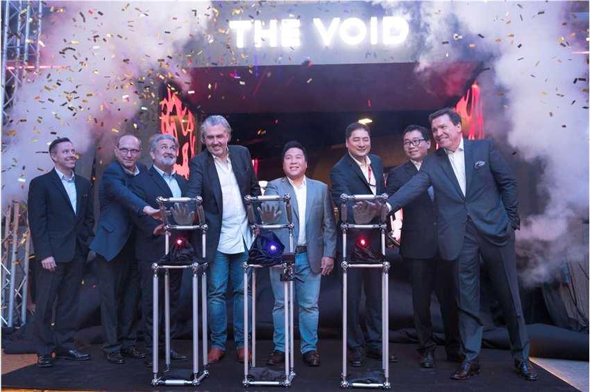 The VOID超现实全身沉浸式线下亚洲体验中心入驻马来西亚