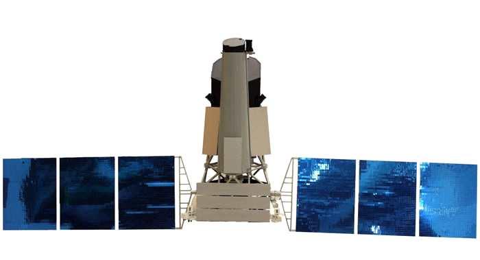 """德国轨道天体物理观测台""""光谱"""