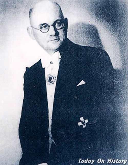 约翰·拉贝简介 约翰拉贝的后人
