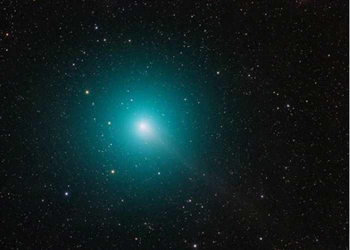 """""""圣诞彗星""""46P维尔塔宁彗星接近地球"""