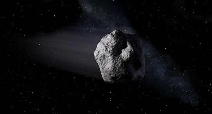 小行星阿波菲斯(Apophis)2068年可能会