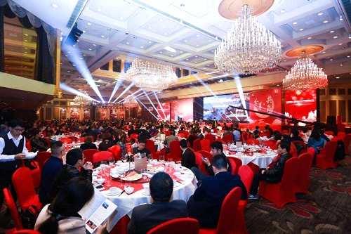 广东省湖南张家界商会2018年度盛典举行