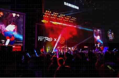 三星携手张艺兴带来火力全开的音乐盛宴 粉丝大力应援