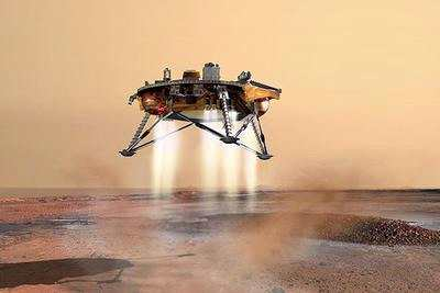 温度测量装置的热探头将从火星表面下探至5米左右深度