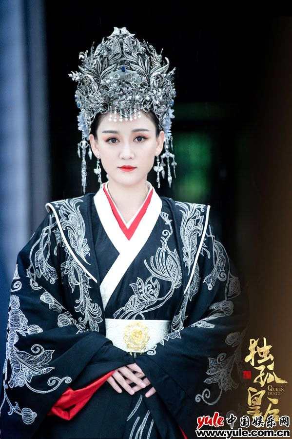 《独孤皇后》伽罗封后 陈乔恩皇后装显威仪霸气